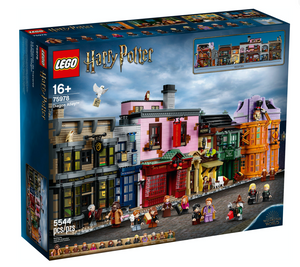 Lego 75978 Harry Potter Diagon Alley Set New with Box