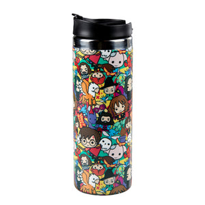 Universal Studios Harry Potter Character Travel Tumbler New