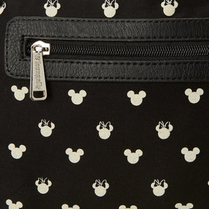 Disney Parks Mickey and Minnie Satchel by Loungefly New with Tags