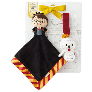 Hallmark Itty Bittys Harry Potter & Hedwig Baby Gift Set Plush New with Tags