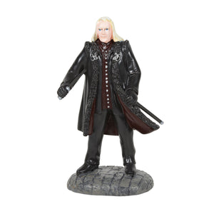 Department 56 Harry Potter Village Lucius Malfoy Figurine New with Box