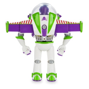 "Disney Parks Toy Story Buzz Lightyear 12"" Talking Figure New with Box"