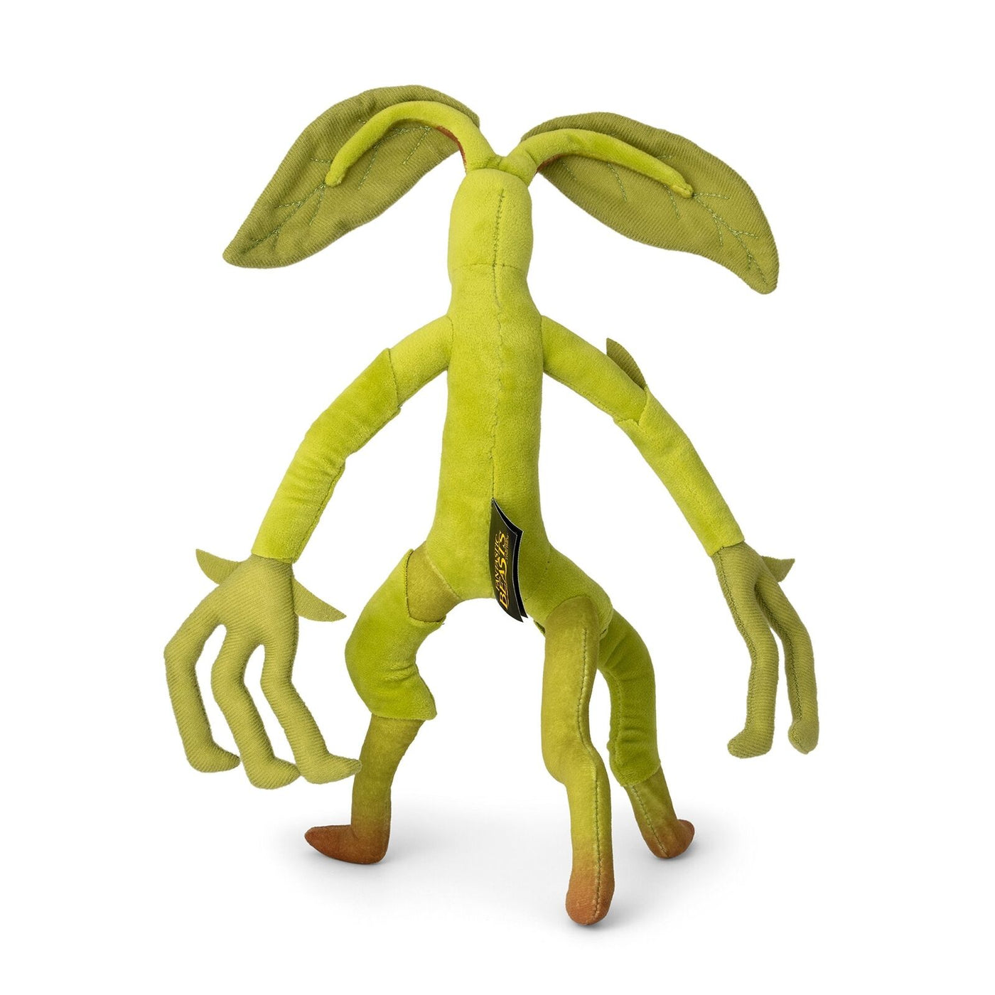 Universal Studios Fantastic Beasts Bowtruckle Pickett Collector Plush I Love Characters Bowtruckle swat   nothing to say. universal studios fantastic beasts bowtruckle pickett collector plush new