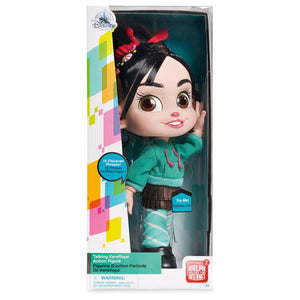 Disney Ralph Breaks the Internet Vanellope Action Figure New with Box