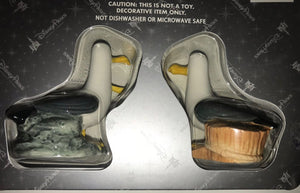 Disney Parks Mine! Mine! Mine! Seagull Salt and Pepper Set New with Box