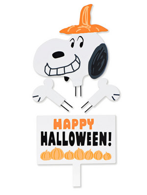 Hallmark Halloween Peanuts Snoopy the Candy Crusader Musical New