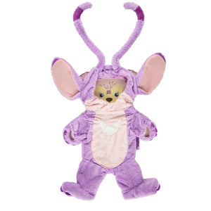 "Disney Parks Angel Costume for Shelliemay 17"" Plush New"