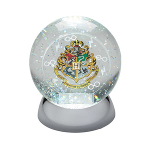 Harry Potter Waterdazzler Hogwarts Wizarding World of Harry Potter Snowglobe New