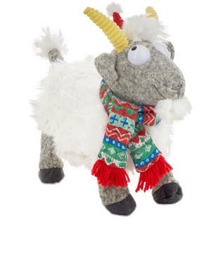 Hallmark Tis The Screamin' Goat Singing Christmas Plush New with Tag
