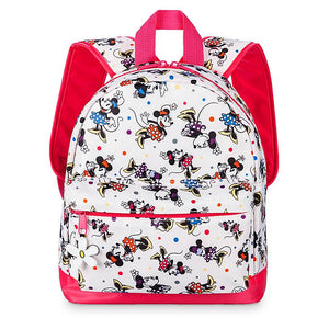 Disney Parks Fantastic 5 Minnie Mouse Mini Backpack for Kids New with Tag