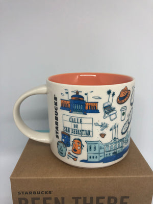 Starbucks Been There Series Collection San Juan Ceramic Coffee Mug New