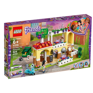 Lego 41379 Friends Heartlake City Restaurant Building Kit New with Sealed Box