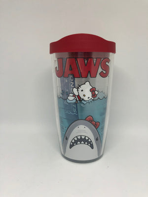 Universal Studios Hello Kitty with Jaws Tervis Tumbler New