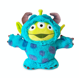Disney Toy Story Alien Pixar Remix Plush Sulley Limited Release New with Tag