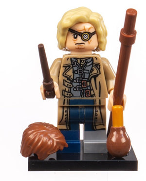 Lego Harry Potter Fantastic Beasts Minifigures Mad-Eye Moody New Opened