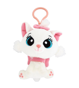 Disney Parks Marie Plush Keychain New with Tags