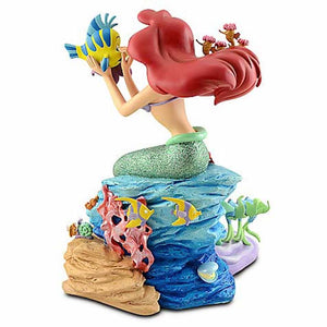 disney parks princess ariel and friends alavezos medium statue new with box