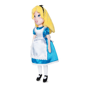 Disney Alice in Wonderland 18inc Medium Plush New with Tags