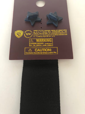 Universal Studios Harry Potter Dumbledore's Army Ribbon Pin New with Card