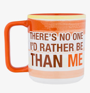 Disney Parks Wreath-it Ralph There's No One I'd Rather Be Than Me Mug New