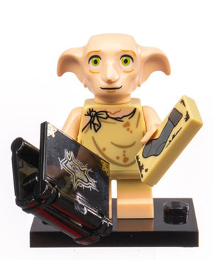 Lego Harry Potter Fantastic Beasts Minifigures Dobby Elf New Opened