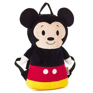 Hallmark Itty Bittys Disney Mickey Mouse Kid's Backpack Plush New with Tags