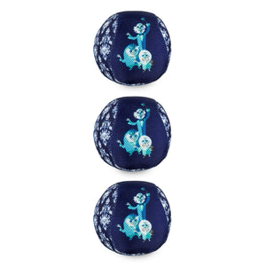 Disney Tails Parks Hitchhiking Ghosts Chew-Toy Ball Set for Dogs New with Tag