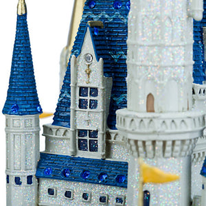 Disney Medium Figure Statue Walt Disney World Cinderella Castle Figurine New With Box