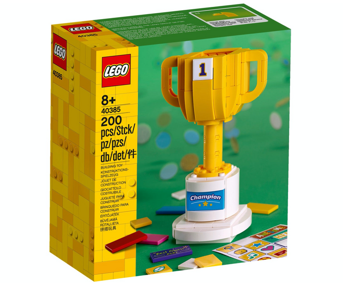 Lego 40385 Trophy 200 pcs New Sealed Box