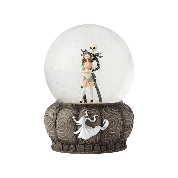 Disney Showcase Jack and Sally Waterball New with Box