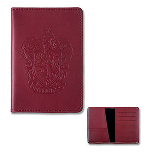 Universal Studios Wizarding World Of Harry Potter Gryffindor Passport Holder New