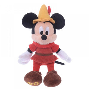 Disney Store Japan 90th 1947 Mickey Fun and Fancy Free Plush New with Tags