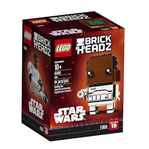 Lego 41486 BrickHeadz Star Wars Finn 91 Pieces New with Box
