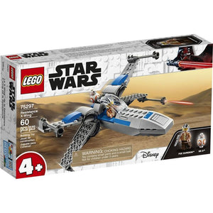 Lego 75297 Star Wars Resistance X-Wing Building Toy New with Sealed Box