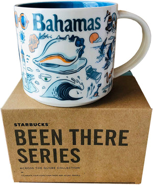 Starbucks Been There Series Collection Bahamas Coffee Mug New with Box