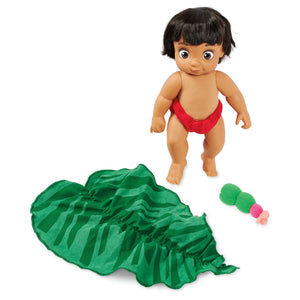Disney Animators' Collection Mowgli Doll Origins Series New with Box
