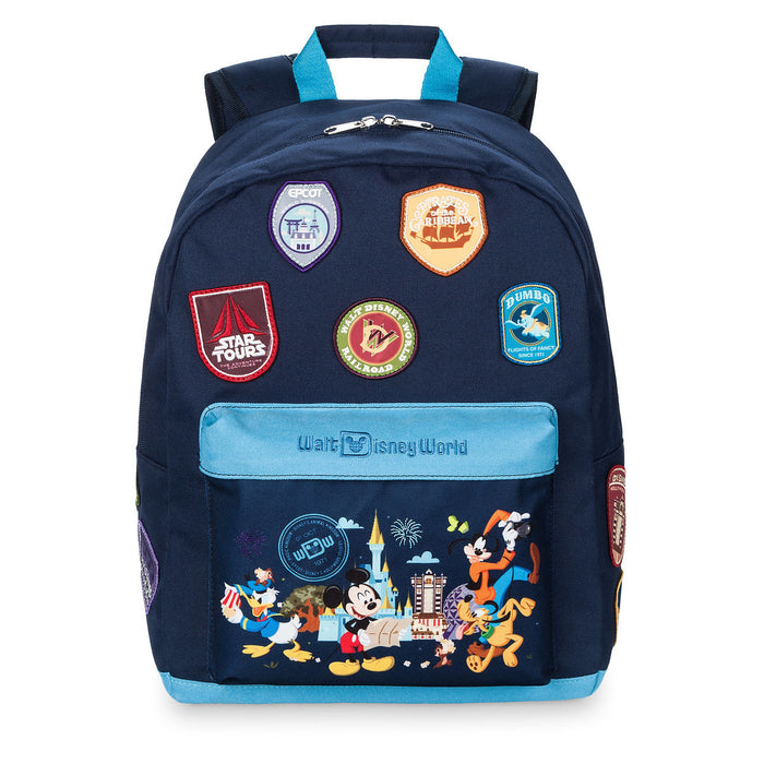 Disney Parks Mickey Mouse and Friends Backpack Walt Disney World New with Tags