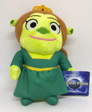 Universal Studios Shrek Fiona Mini Bean Plush Toy New With Tags