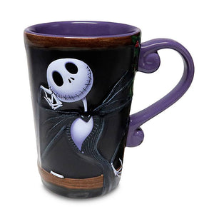Disney Jack Skellington Color Changing Mug The Nightmare Before Christmas New