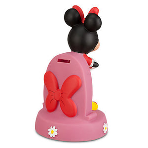 Disney Parks Minnie Mouse Coin Bank New