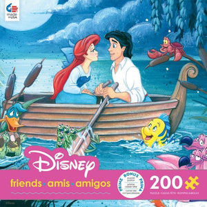 Disney Friends Ceaco Something About Her Ariel 200 Pcs Puzzle New with Box