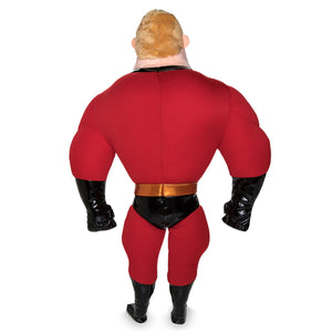 Disney Store Mr. Incredible Plush Incredibles 2 Medium New With Tags