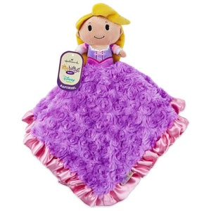 Hallmark Keepsake Itty Bittys Baby Lovey Disney Rapunzel Plush New with Tags
