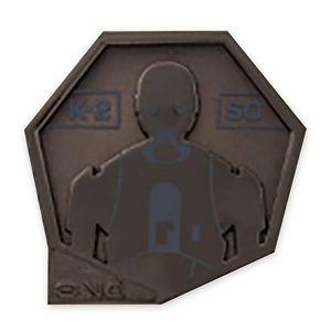 Disney Parks K-2SO Star Wars Galaxy's Edge Droid Badge Limited Pin New with Card