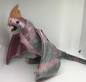 Universal Studios Harry Potter Swedish Short Snout Dragon Plush New with Tags