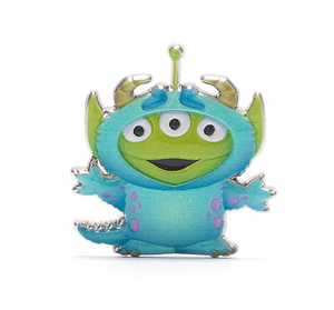 Disney Toy Story Alien Pixar Remix Pin Sulley Limited Release New