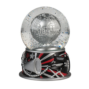 Universal Studios Universal Globe SnowGlobe New with Box