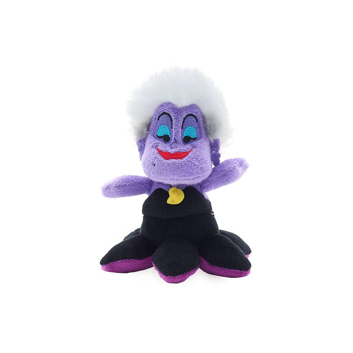 Disney Ursula Tiny Big Fins Plush The Little Mermaid New with Tags