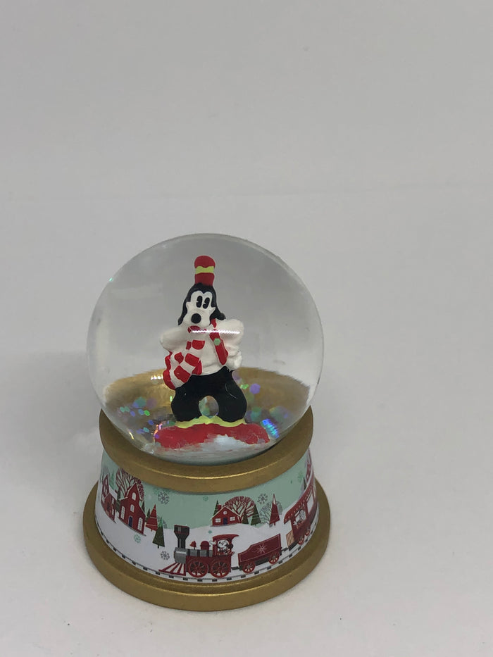 Disney Store Goofy Holiday Mini Snow Globe Mystery 2019 New with Box