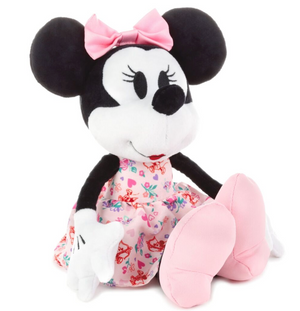 Hallmark Valentine Disney Lovestruck Minnie Plush New with Tag